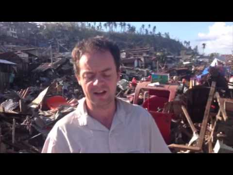 Irish Examiner reporter Juno McEnroe reports from the Philippines
