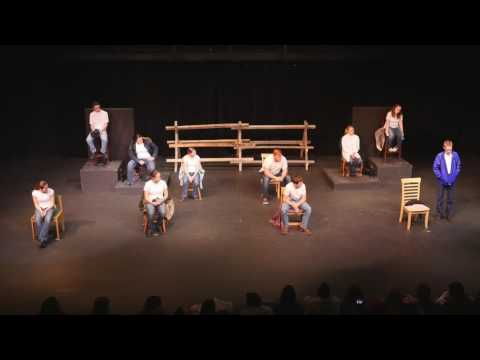 The Laramie Project Presented By Blue Hill High School