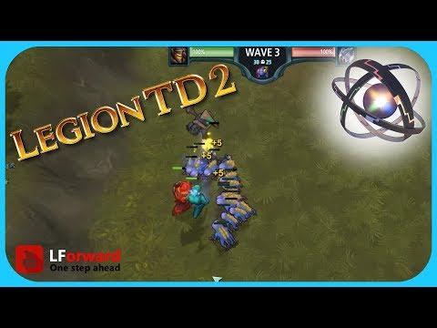 Legion TD 2 | El Clasico Problemo