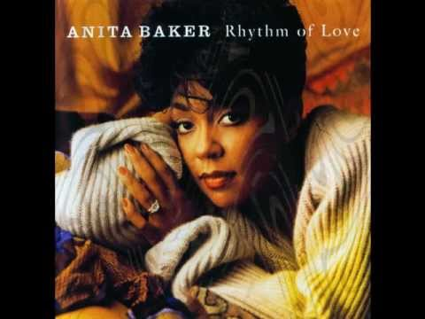 ANITA BAKER * No More Tears