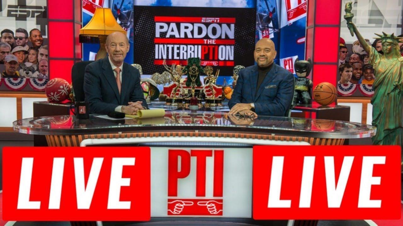 Pardon The Interruption LIVE HD 9/28/2020   Michael Wilbon