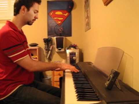 Time - Chantal Kreviazuk (piano cover)