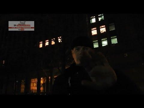 Запорожье - Северная Корея. Полиция запрещает фото в центре города и вымагает у всех документы