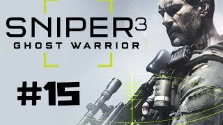 Sniper Ghost Warrior 3 Walkthrough Gameplay Part 15 - Black Widow Mission - Ps4 1080p No Commentary