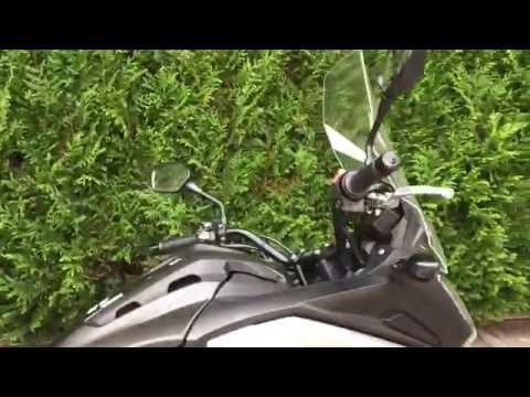 Puig touring windscreen on Honda Nc750x 2016