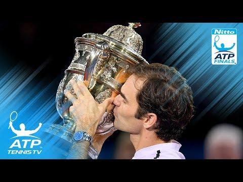 Roger Federer AMAZING Shots Basel 2017!