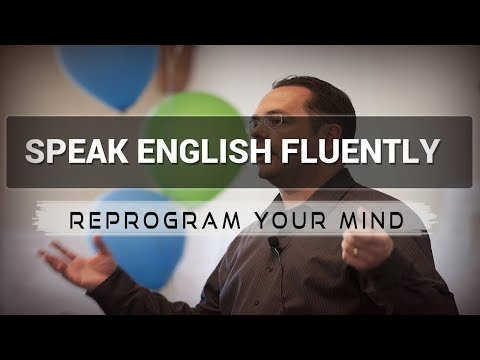 Speaking English Fluently affirmations mp3 music audio - Law of attraction - Hypnosis - Subliminal