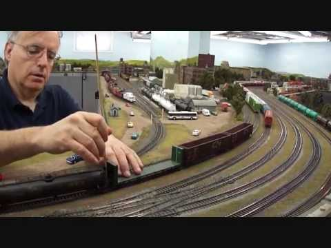 Helpful Hints for Operating Model Railroads: Part 4: Yard and Industrial Switching