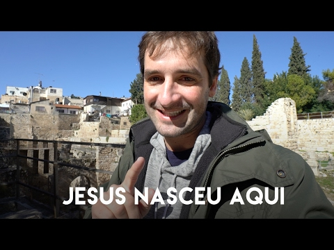 PORTA DA HUMILDADE | ISRAEL | VIAGEM | Romulo e Mirella
