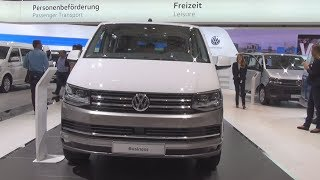 Volkswagen Transporter T6 Multivan Highline 2017 Exterior and Interior
