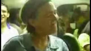 cYndy la rapera del METRO DE CARACAS