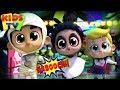 Kaboochi dance song | how to kaboochi | kids tv dance songs | baby toot toot
