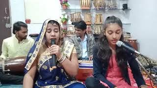 MISHA SHARMA & VAISHNAVI  Facebook Live Performance 17 Des 2020