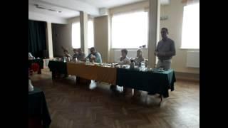 Jeziorany, sesja Rady Miejskiej, lipiec 2013 - wolne wnioski i zapytania.