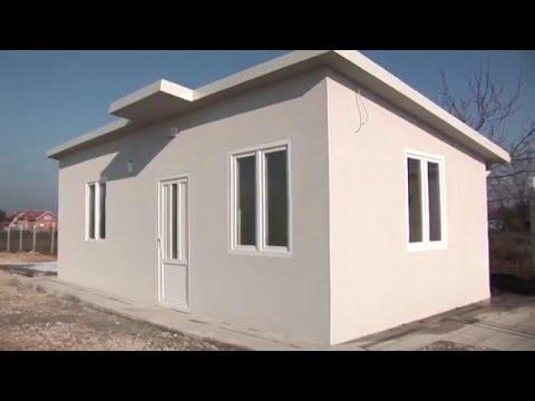Foam concrete house (Penobeton WBA)