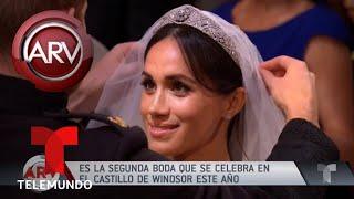 La boda real de la princesa Eugenie y Jack Brooksbank   Al Rojo Vivo   Telemundo