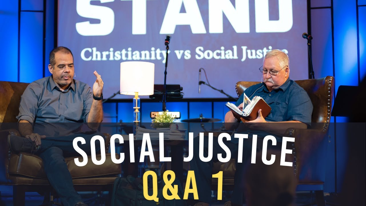 Download Stand: Christianity vs.  Social Justice, Pt. 4: Q & A #1