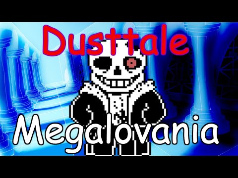 Duesttale Megalovania With Lyrics||by ConfusedAsAlways