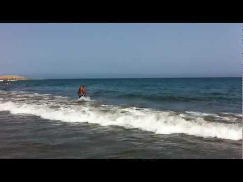 Gran Canaria, Strand von Maspalomas