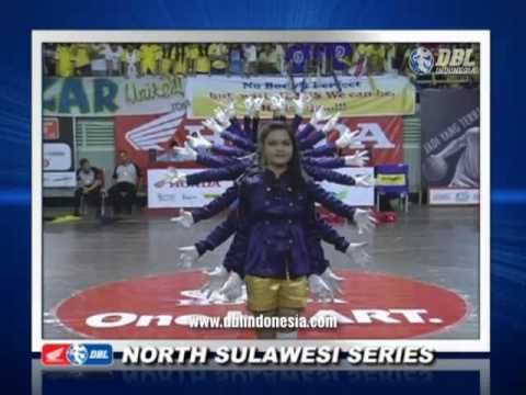 Highlight Final Party Honda DBL 2011 North Sulawesi Series