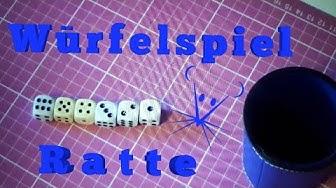 Spielregel Ratte Würfelspiel Ratte Anleitung Würfelspiel Ratte