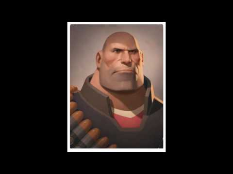 Vidéo TF2 French Voices - Heavy (voiced by Thierry Mercier)