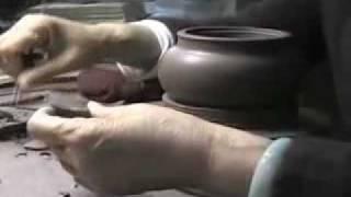 Как делают чайник в Китае - часть 2