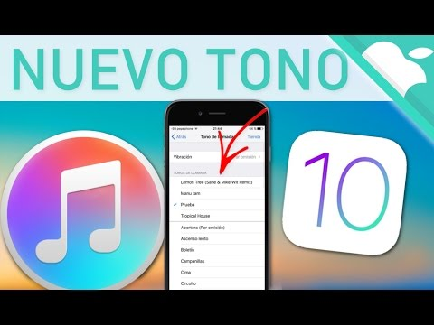 Poner canciones como TONO DE LLAMADA en iPhone