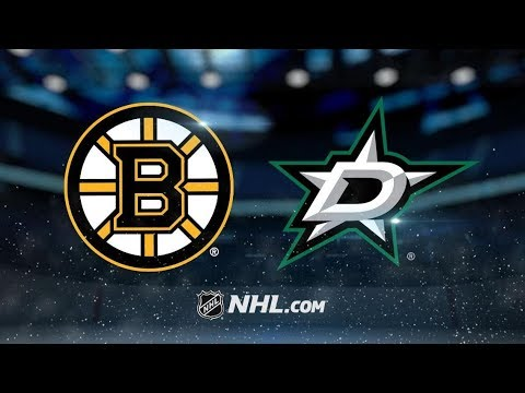 Boston Bruins vs Dallas Stars | Nov.16, 2018 | Game Highlights | NHL 2018/19 | Обзор Матча