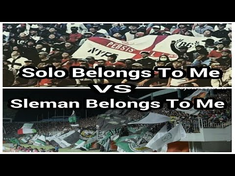Sleman Belongs To Me Vs Solo Belongs To Me