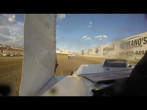 AZTEC SPEEDWAY: B-MOD heat race 6 04 16