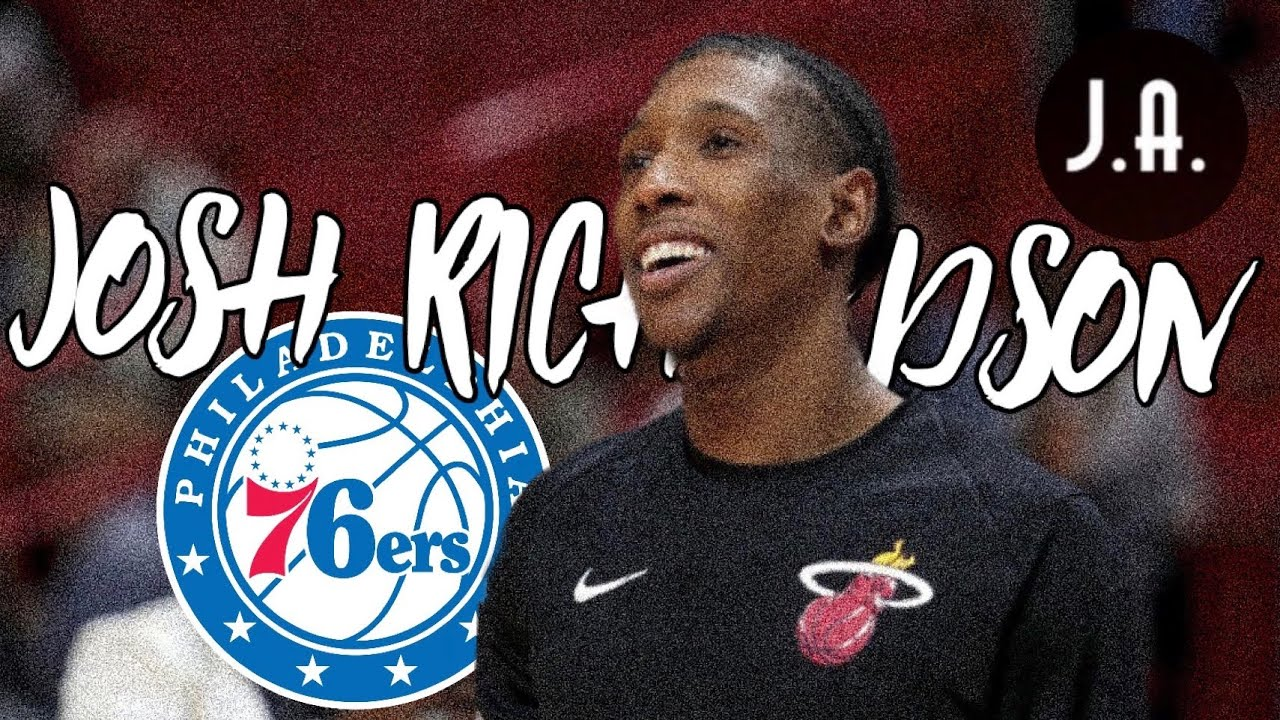 Welcome to Philly Josh Richardson Mix ...