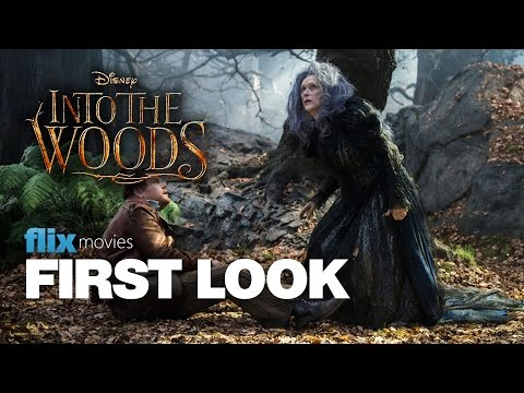 Disney's Into The Woods - First Look - Flix Movies