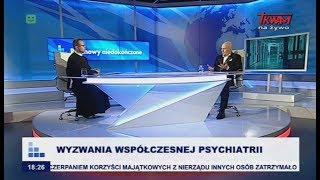 Rozmowy niedokończone: Wyzwania współczesnej psychiatrii