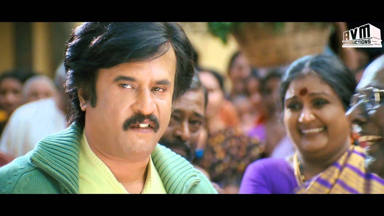 Rajini Punch Dialogue in Sivaji - 09: Neenga Romba Pugazhringa!