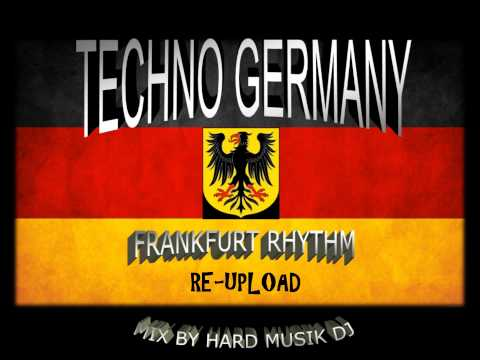 FRANKFURT TECHNO MUSIC FROM GERMANY VOL.01