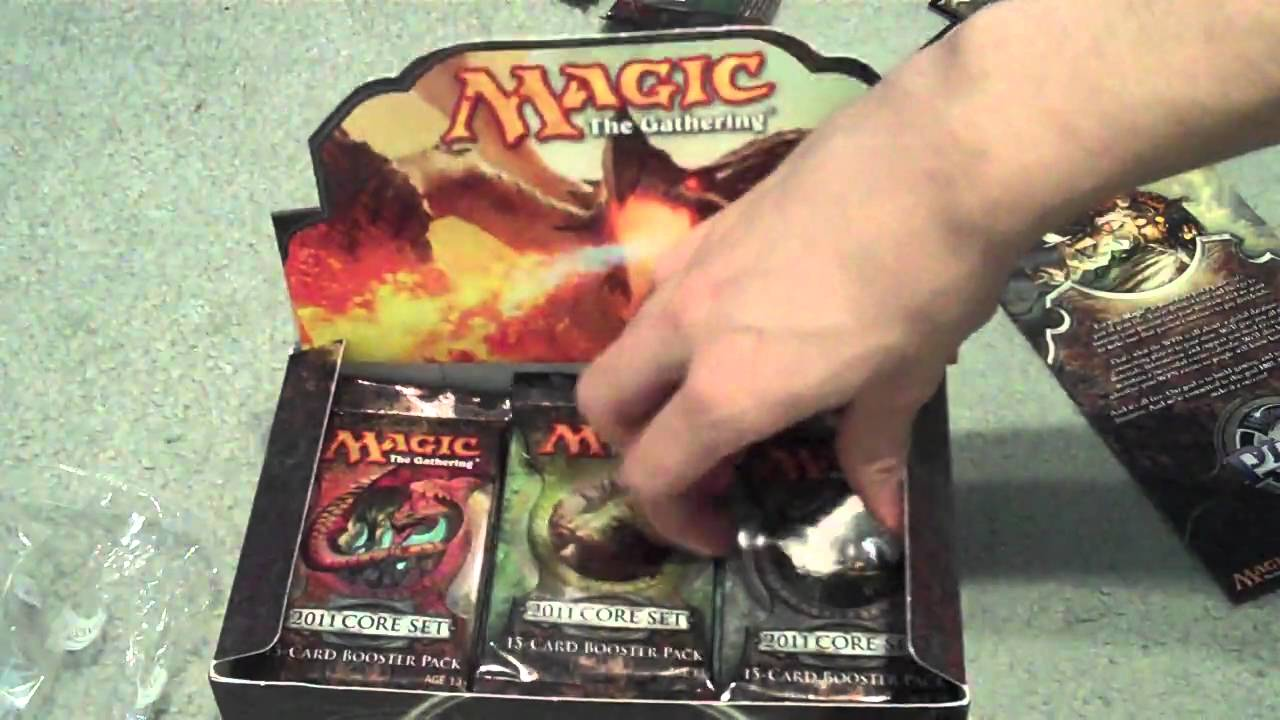 M11 Magic The Gathering CCG 2011 Core Set Booster Pack