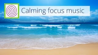 Thinking and focus music for learning and concentration. get back into school mode.