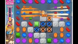 Candy Crush Saga Level 46 - 2 Stars No Boosters