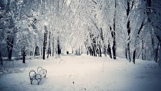 "SAD PIANO & VIOLIN - BEAUTIFUL - ♫♥ ""A Winters Wish"""