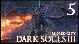 САМЫЙ НЕОЧЕВИДНЫЙ СЕКРЕТ РАЗГАДАН! ● Dark Souls 3: Ringed City #5 [PC, Ultra Settings]