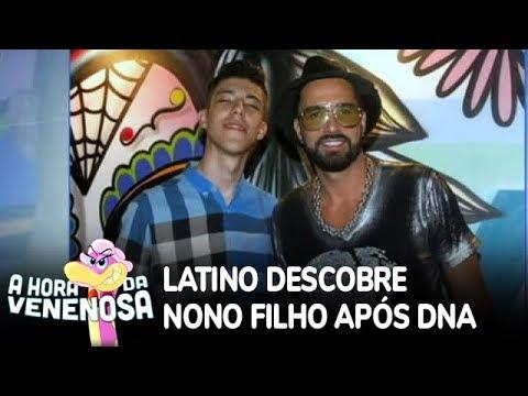 Latino descobre nono filho após exame de DNA