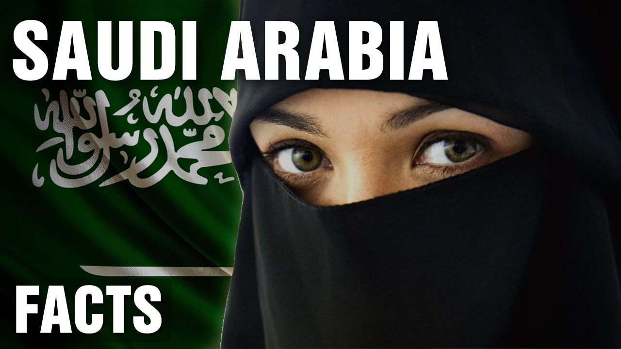 Information About >> 12 Unbelievable Facts About Saudi Arabia - YouTube