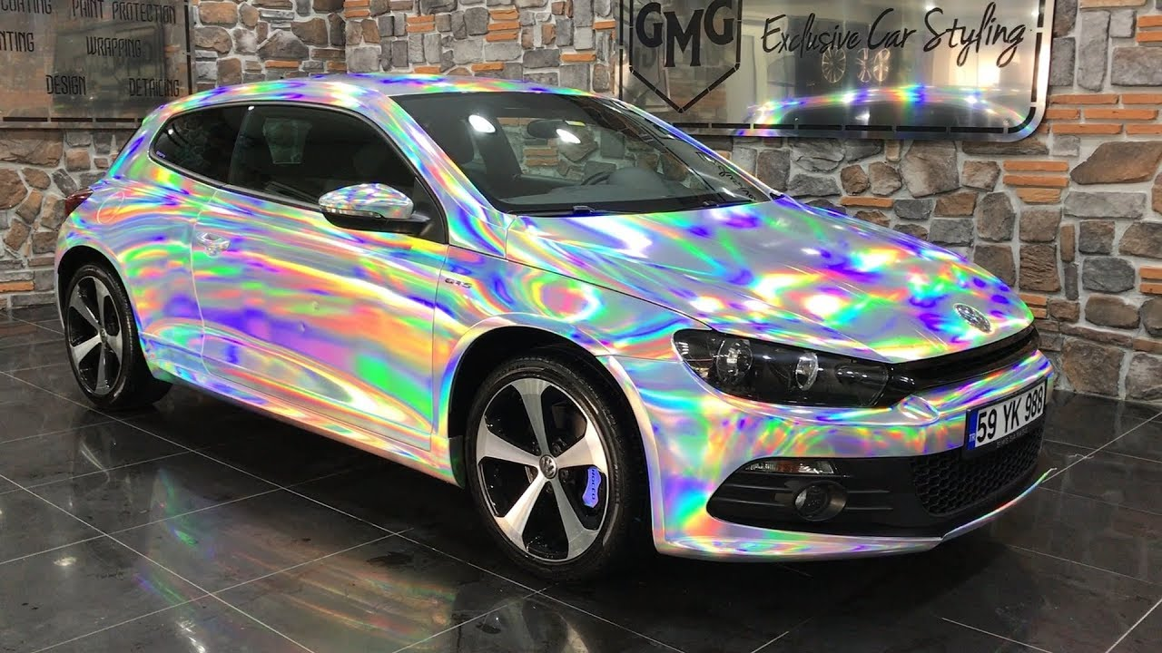 Vw Scirocco Hologram Folyo Kaplama Wrap Gmg Garage Make Your Own Beautiful  HD Wallpapers, Images Over 1000+ [ralydesign.ml]