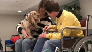 Therapy-dog Hopefuls Get Tryout At Mennonite Home