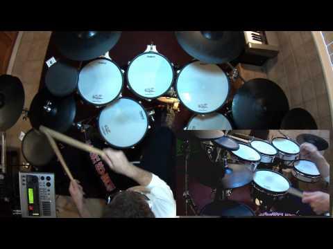 Pink Floyd - One Slip - V-Drum Cover - TD-20X - Drumdog69 - HD