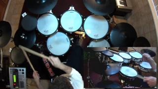 Pink Floyd - One Slip - V-Drum Cover - TD-20X - Drumdog69 - HD