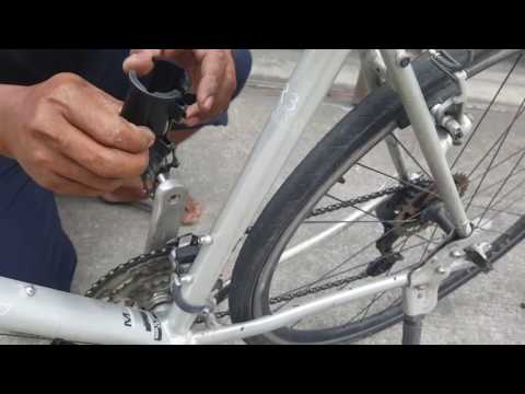 วิธีการประกอบและติดตั้ง ที่นั่งเด็ก สำหรับจักรยาน
