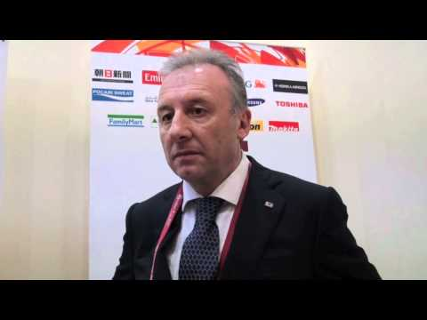 Japan vs Jordan - Alberto Zaccheroni Post Match Interview