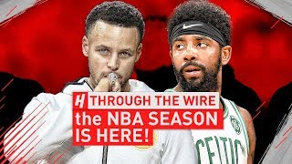 The NBA Season is Here | Through The Wire Podcast